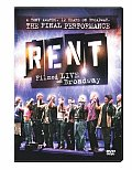 Rent:filmed Live on Broadway