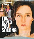 I've Loved You So Long (Widescreen) Cover