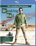 Breaking Bad:complete First Season (Blu-ray)