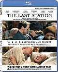 Last Station (Blu-ray) (Widescreen) Cover