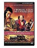 Woman a Gun and a Noodle Shop