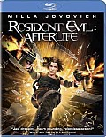 Resident Evil:afterlife (Blu-ray)