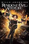 Resident Evil:afterlife