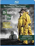 Breaking Bad:complete Third Season (Blu-ray)