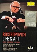 Rostropovich:life & Art