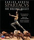 Khachaturian:spartacus (Blu-ray)