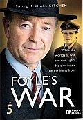 Foyle's War - Set 5 (Widescreen)