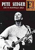Pete Seeger:live in Australia 1963