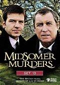 Midsomer Murders Set 13 (Widescreen)