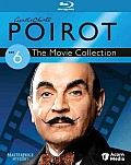 Poirot Movie Collection Set 6 (Blu-ray)