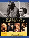 Working Shakespeare Volume 3