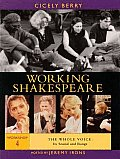 Working Shakespeare Volume 4