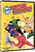 Dc Super Heroes:filmation Adventures