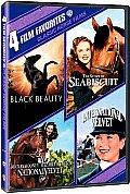4 Film Favorites:classic Horse Films