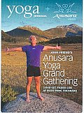 Yoga Journal:john Friend's Anusara Y