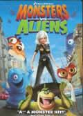 Monsters vs. Aliens (Widescreen)