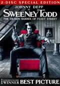 Sweeney Todd Collector's Edition (Widescreen) Cover