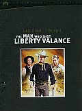 The Man Who Shot Liberty Valance (Paramount Centennial Collection) (Widescreen)