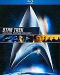 Star Trek:motion Picture Trilogy (Blu-ray)