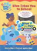 Blue's Clues:Blue Takes You To School