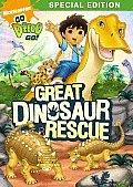 Go Diego Go:great Dinosaur Rescue