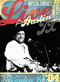 Waylon Jennings - Live from Austin Texas