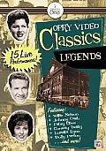 Opry Video Classics Legends