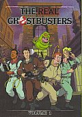 Real Ghostbusters:volume 1 (Full Screen) Cover