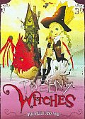 Tweeny Witches Volume 3:what Arusu Found (Full Screen) Cover