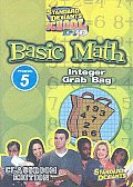 Basic Math 5:Integer Grab Bag Cover
