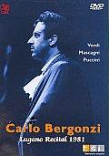 Carlo Bergonzi- Lugano Recital 1983