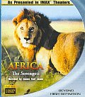 Africa the Serengeti (Blu-ray)
