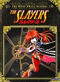 Slayers:seasons 1-3