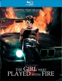 The Girl Who Played With Fire (Blu-ray) (Widescreen)