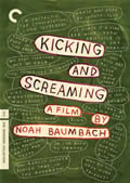 Kicking and Screaming: Criterion Collection (Full Screen)