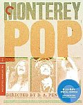 Monterey Pop (Blu-ray)