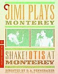 Jimi Plays Monterey & Shake Otis At M (Blu-ray)