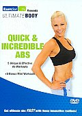 Quick & Incredible Abs