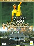 Highlights of the 1986 Masters Tourna