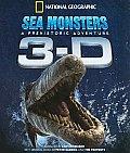 Sea Monsters 3D (Blu-ray)