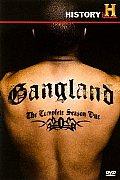 Gangland:complete Season 1