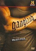 Gangland:complete Season 4 (Full Screen) Cover