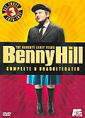Benny Hill:Naughty Early Years Set 3