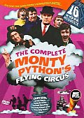 The Complete Monty Python's Flying Circus: 16-Ton Megaset