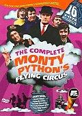 The Complete Monty Python's Flying Circus: 16-Ton Megaset