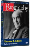 Biography: Thomas Edison