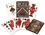 Bicycle Robocycle Playing Cards