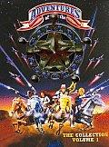 Adventures of the Galaxy Rangers Vol