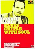 Ronnie Earl:Blues Guitar With Soul