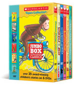 Jumbo Box of Storybook Classics 2